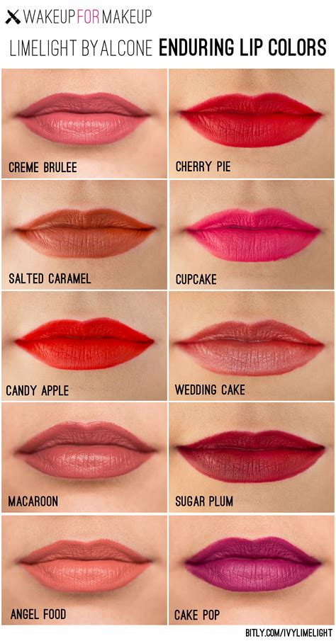 lip color limelight enduring lip colors makeup and guide