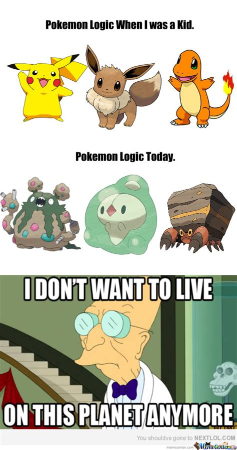 Pokemon Logic Meme - pokemon logic by mcskittles meme center