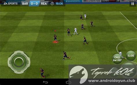game mod apk fifa fifa 14 1 3 6