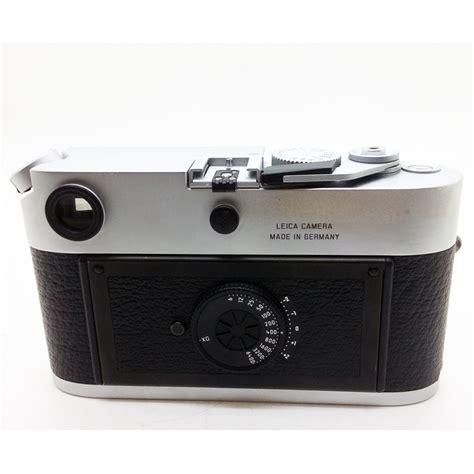 leica  film rangefinder camera mp viewfinder meteor