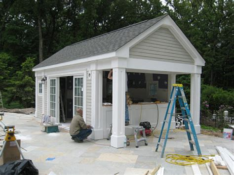 Pool House Shed Plans by Bar Lounge Shed On Bar Shed Shed And