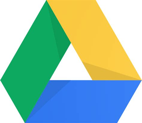 filegoogle drive logosvg wikimedia commons