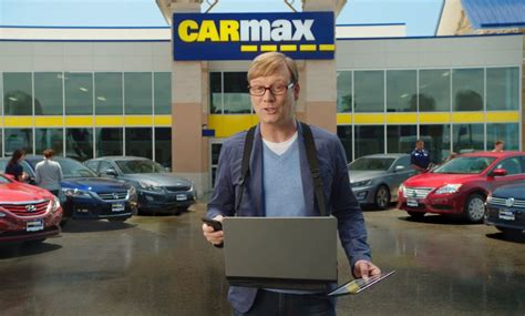 Actor In Carmax Commercial | carmax commercials from 2016 adwhois