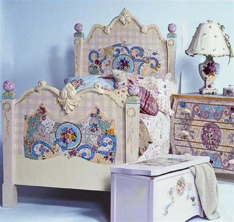 Mosaic Bedroom Furniture Mosaics Princess Bedrooms And Bedrooms On Pinterest
