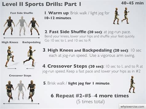 high intensity interval easy to follow