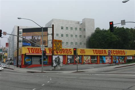 plan for tower records spot in a spin in west