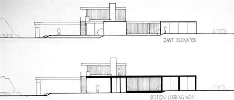 kaufmann desert house plan erin urffer design 2 architectural studies spring 14 on