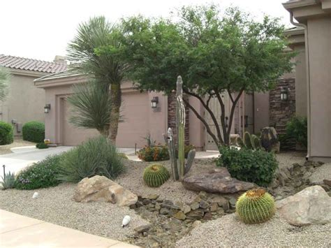 Small Backyard Desert Landscaping Ideas Outdoor Gardening Luxury Desert Landscaping Designs Ideas For Small Yards