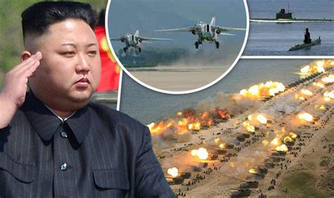 kim jong un state biography ready for war kim jong un shows off north korea army