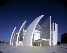 modern architecture iconic modern architecture jubilee church in rome by richard meier and partners homesthetics