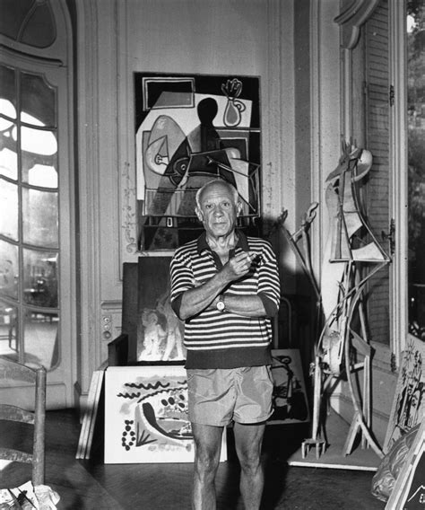 the style sourcebook the artist and studio picasso