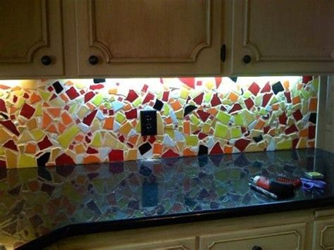 funky kitchen ideas funky tile backsplash ideas kitchen pinterest