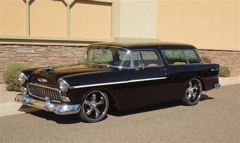 1955 chevrolet nomad custom wagon 138149