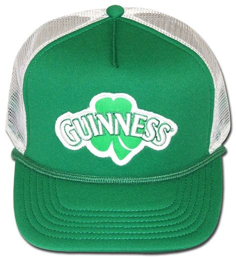 Trucker Hat Zippo Logo 2 In guinness school embroidered shamrock trucker hat