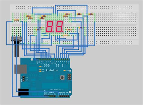 arduino tutorial 7 segment display program 7 segment display arduino the best sites in the