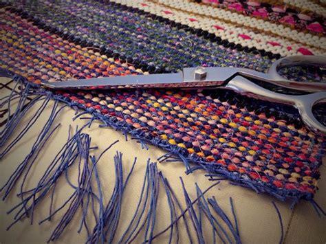 diy weave rug 25 best ideas about rag rug diy on braided rug tutorial t shirt weaving and