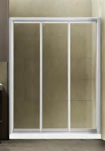 3 door sliding shower door shower enclosures sliding shower doors