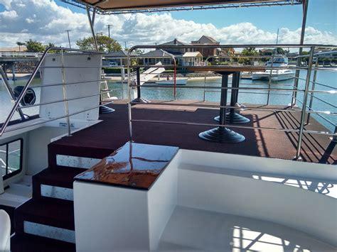 ski boat hire gold coast mv skylark charter catamaran charter boats gold coast