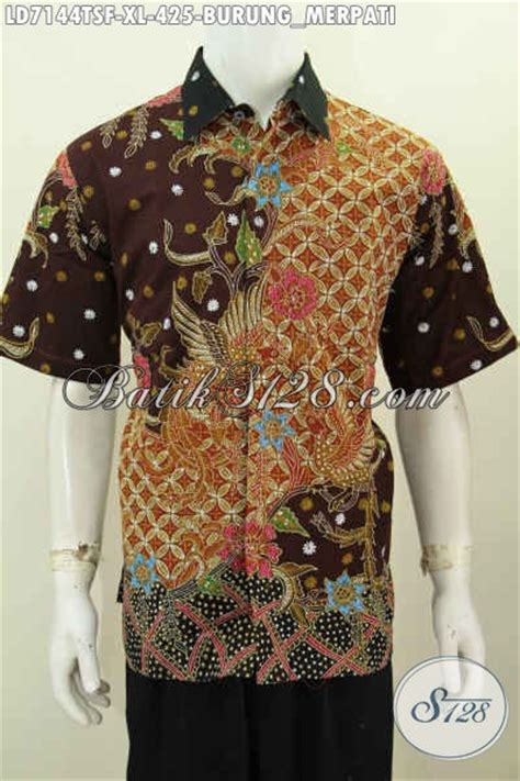 Kain Batik Tulis Bahan Katun Premium Jahit Buat Perempuan Cewek Permak 20 jual baju batik tulis soga bahan katun motif burung