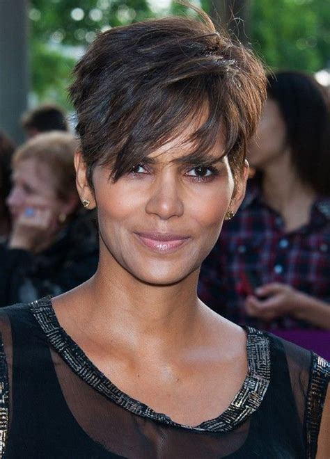17 best images about halle berry on pinterest halle pictures on halle berry haircuts wedding ideas