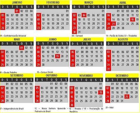 Calendã E Feriados 2014 Feriados Municipais 2016 Em Excel Calendar Template 2016