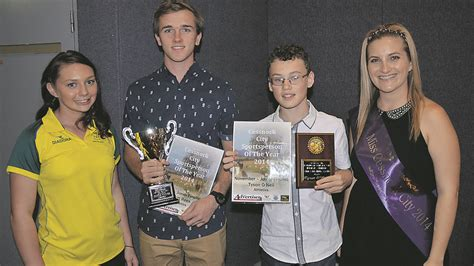 Rees Reveling As Miss City by Nominations Open For Sportsperson Of The Year Awards