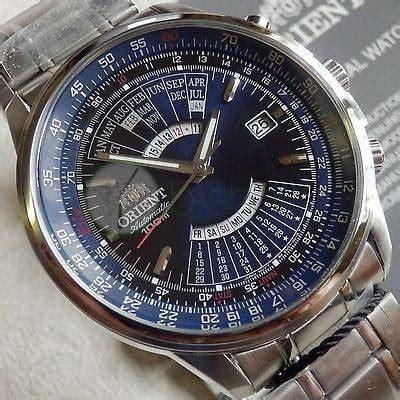 Orient Multi Year Calendar ceas orient multi year calendar automatic feu07008dx