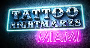 tattoo nightmares dvd tattoo nightmares miami episodenguide tv wunschliste