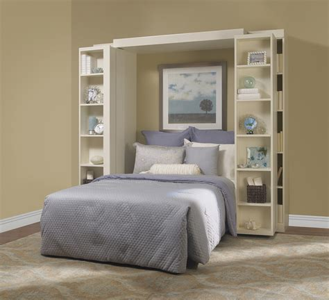 more space place murphy bed traditional bedroom
