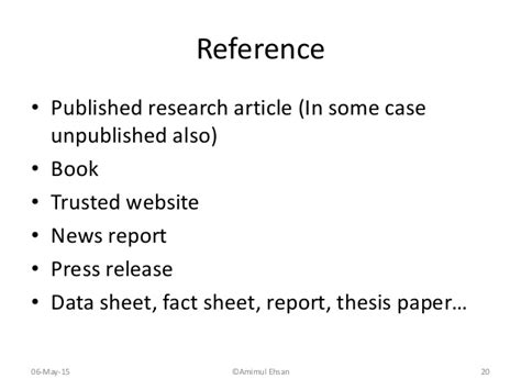 How To Do References In A Research Paper by Research Paper Reference Dradgeeport133 Web Fc2