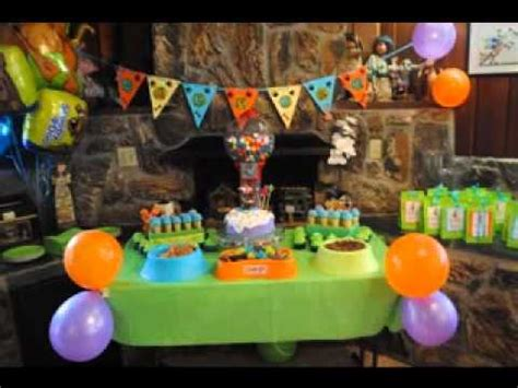 Scooby Doo Baby Shower Decorations by Scooby Doo Ideas
