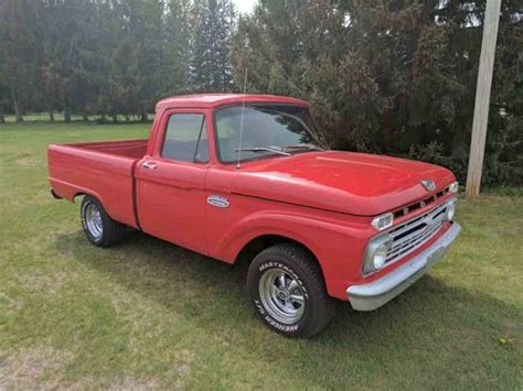 1966 Ford F100 For Sale by 1966 Ford F100 For Sale Classiccars Cc 984866