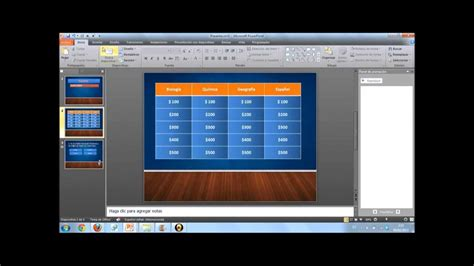 Jeopardy Tutorial En Ppt Youtube Jeapordy Maker