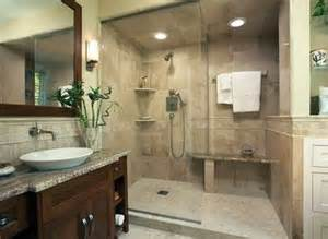 bathroom shower stall with an open airy shower and drying