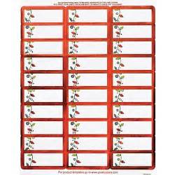 staples label templates great papers 174 card address labels string of lights