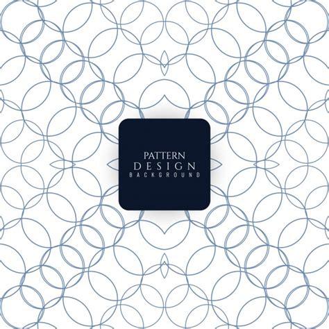 circular pattern ai circular geometric pattern vector free download