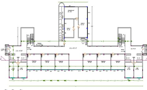 layout of school building second floor layout plan details of primary school