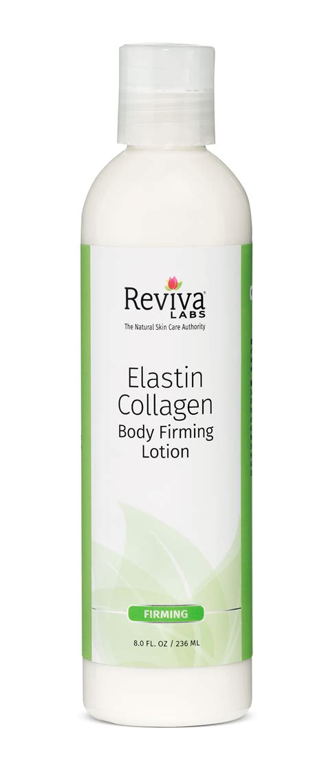 Collagen Lotion elastin collagen firming lotion reviva labs