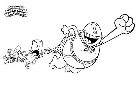 picture to coloring page captain underpants coloring pages best coloring pages