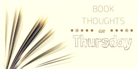 Thursday Three From Book To 2 by Book Thoughts On Thursday Winter Reading Paperblog