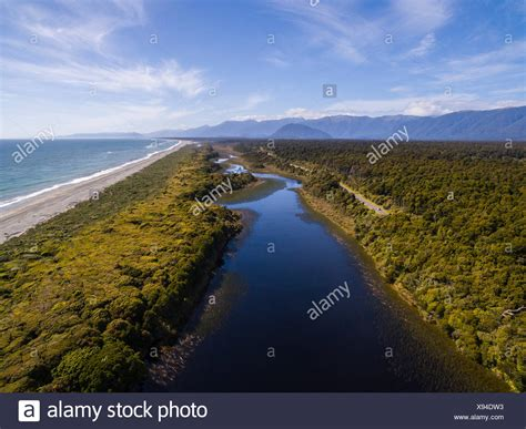 ship creek ship creek new zealand west stock photos ship creek new