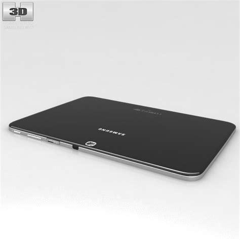 Samsung Tab 3 10 Inch samsung galaxy tab 3 10 1 inch black 3d model hum3d