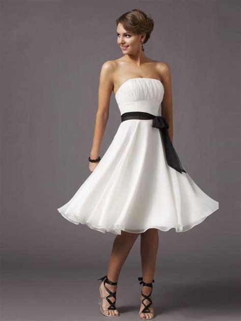 white cocktail dress white prom dresses best dress choice