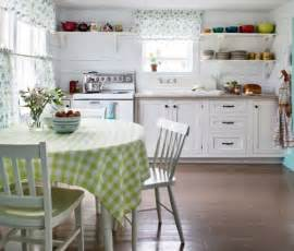 cute style kitchen: tips for a cottage kitchen interior