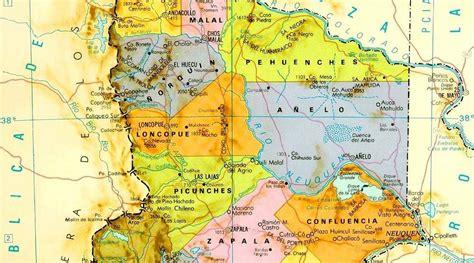 imagenes satelitales de neuquen ing agr susana mapa pol 237 tico de la provincia de