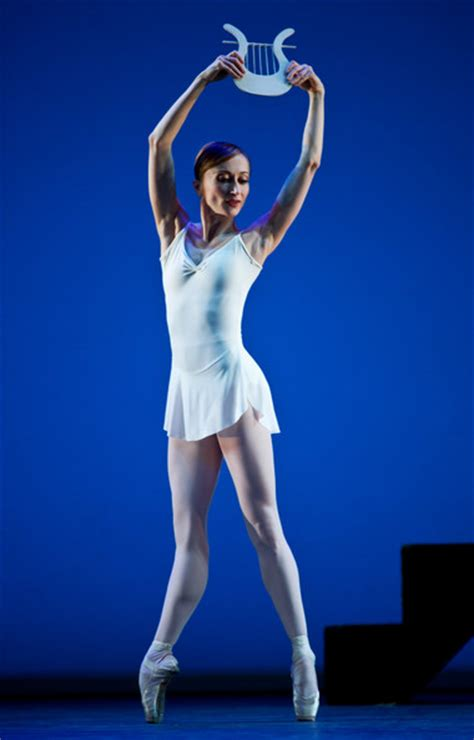 daria klimentova the daria klimentova pictures the english national ballet perform beyond ballets russes zimbio