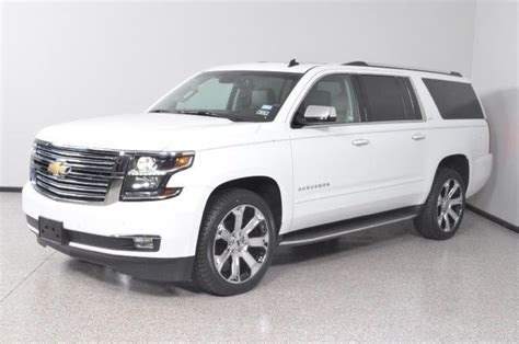 chevrolet suburban 8 seater top 10 8 seater cars ebay