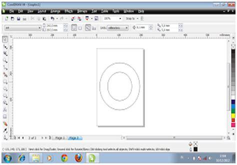 corel draw x4 ukuran kecil antelu cara membuat desain stempel dengan coreldraw x4