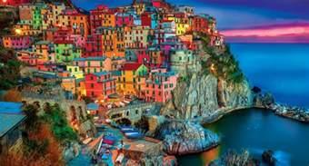 les 10 plus beaux endroits au monde 224 flanc de falaise