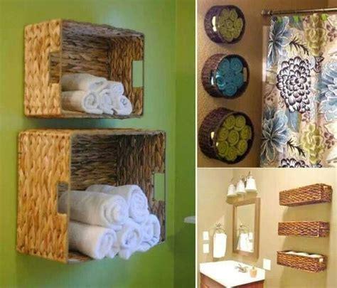 Bathroom Storage Ideas Diy by 30 Brilliant Diy Bathroom Storage Ideas Amazing Diy